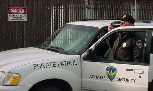 VEHICLE PATROL SERVICES